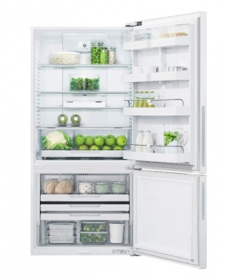 F&P Active Smart Fridge Frz 519L White 790X1720H