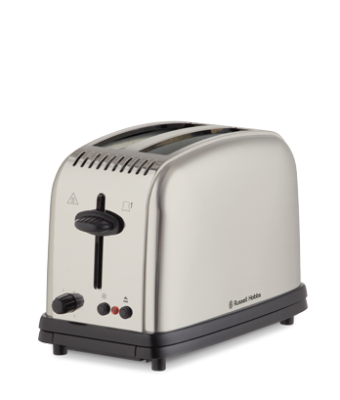 Russell Hobbs Classic 2 Slice Toaster Stainless