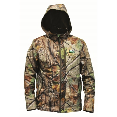 Ridgeline Mens Prohunt Softshell Jacket Camo 3Xl