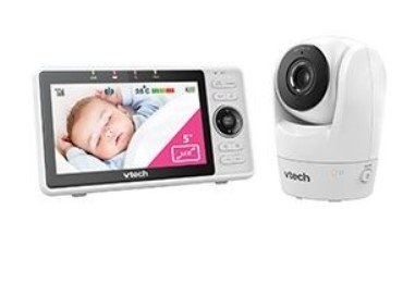 Vtech Hd Pan And Tilt Video Monitor W/Remote Acce