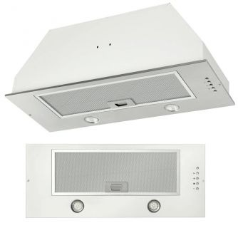 Robinhood Undermount Rangehood 696X286 White&Sless