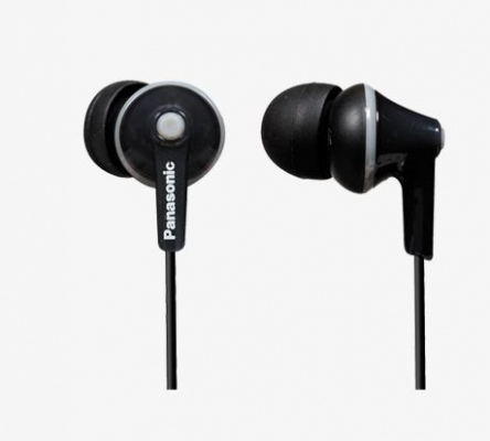 Panasonic Stereo Inside Earphones Black
