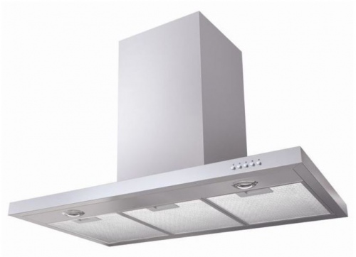 Robinhood Canopy Rangehood 898X500 Stainless Steel