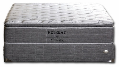 Retreat Medium Single Mattress & Base Nz Made