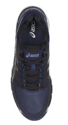 Asics Gel 540TR 2E Leather Indigo Mens Court Train