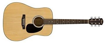 Squire Dreadnought Beginners Acoustic Guitar Steel
