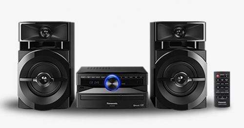 Panasonic 300W Bluetooth Audio System