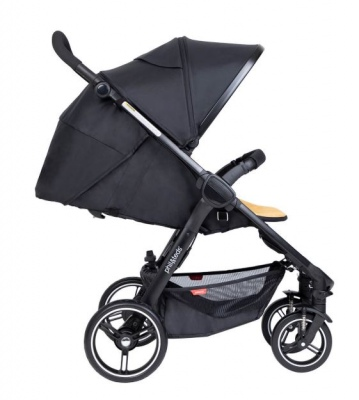 Phil & Teds Smart Buggy With Charcoal Liner