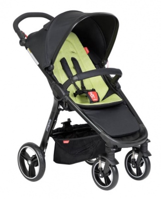 Phil & Teds Smart Buggy With Apple Liner