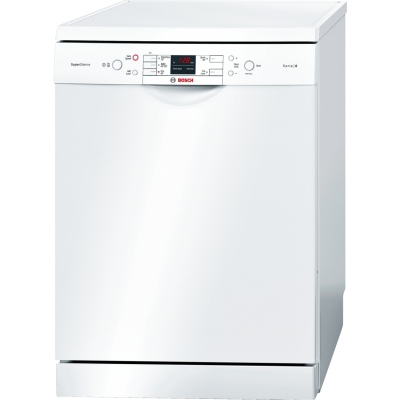 Bosch 14 Place Dishwasher White 600X600X845H