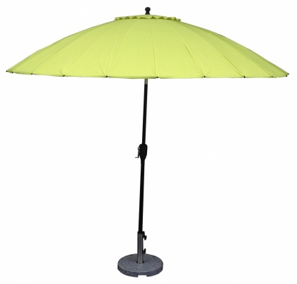Beijing Oriental Outdoor Umbrella Lime 2.7M Polyes