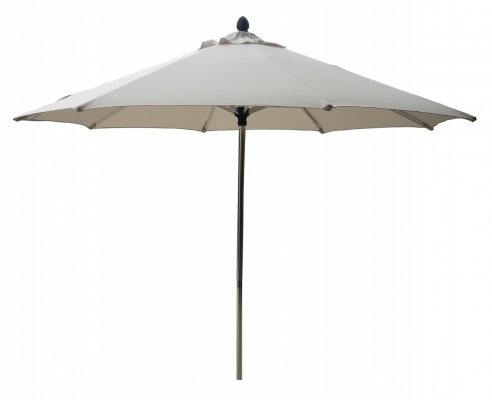 Tuscany Polish Outdoor Umbrella Natural 2.7M Polye