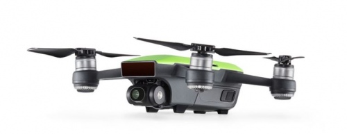 Dji Spark Drone Fly More Combo Meadow Green