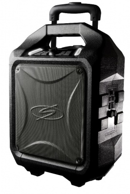 Sdigital Bass Cruzer 56Watts Rms Portable Speaker