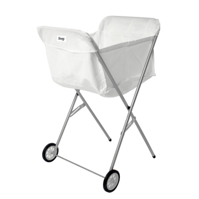 Suzy 2 Wheel Laundry Trundler