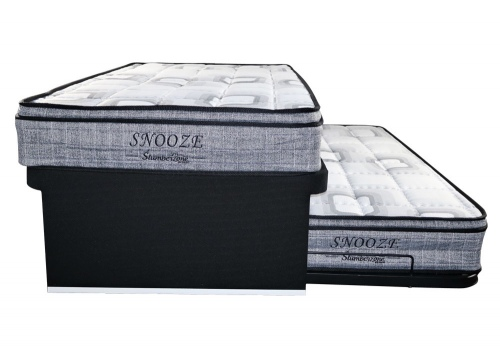 Snooze Trundler Bed King Single & Single Bed
