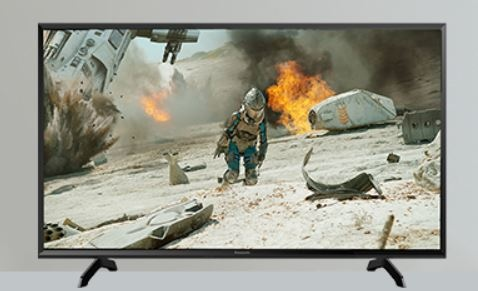 Panasonic 40 Inch Hd Led Lcd 50Hz Tv Uhf Freeview