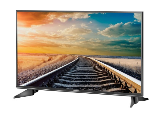 Panasonic 43 Inch 4K Uhd 100HZ Smart TV Silver