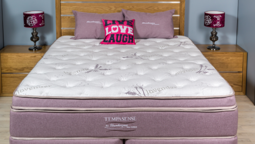 Tempasense 500 King Mattress Only Pocket Spring