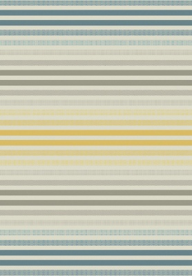 Tolaga Bay Outdoor Rug Striped 2.0X2.9M Polyprop