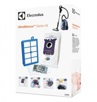 Electrolux Ultra Vac Kit - For Bagged Vacs