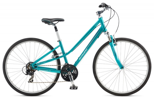 Schwinn Voyager 2 Ocean Teal Medium Urban Bike