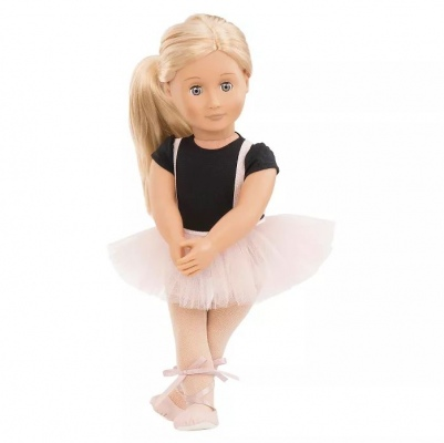 Our Generation Violet Anna Doll 18 Inch