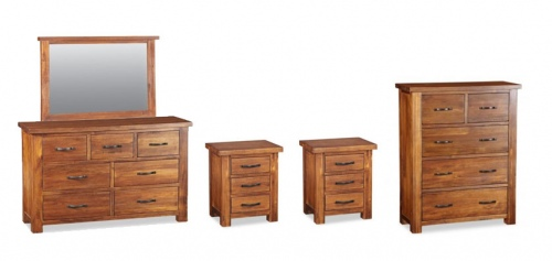 Watsons 5Pc Bedroom Suite Furniture Only