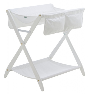 Cariboo Folding Change Table White Stain Nz Made