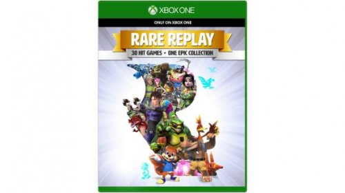 Xbox One Rare Replay Collection