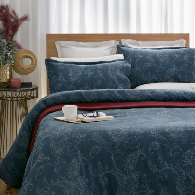 Baksana Zagreb Super King Duvet Cover Set
