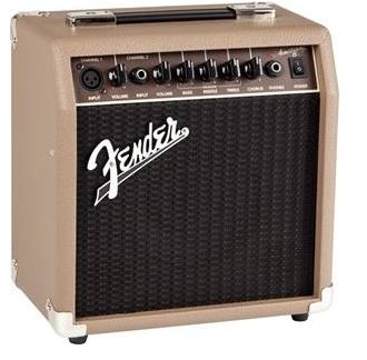 Fender Acoustasonic 15 Amp With Mic Input
