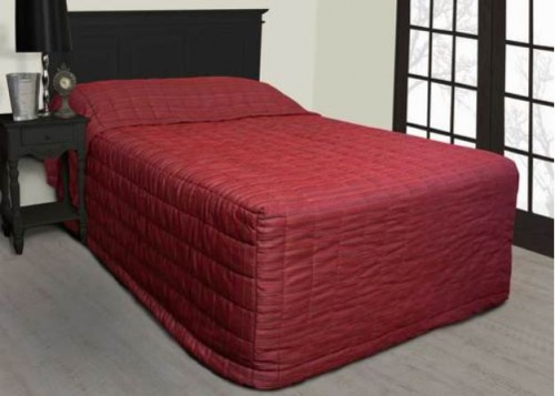 Eden Barbados Chilli King Bedspread