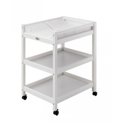 Bertini Miko Change Table In White