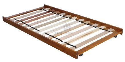 Brodie Pull Out Trundle Bed Wood 950X1870X105H