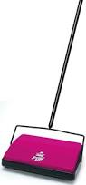 Bissell Sweep Up Pink Carpet Sweeper
