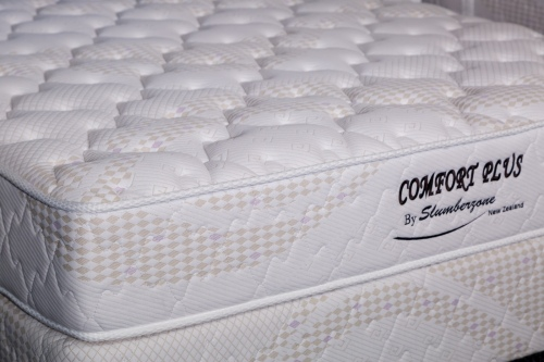 Comfort Plus Super King Mattress & Base Pocket Spr