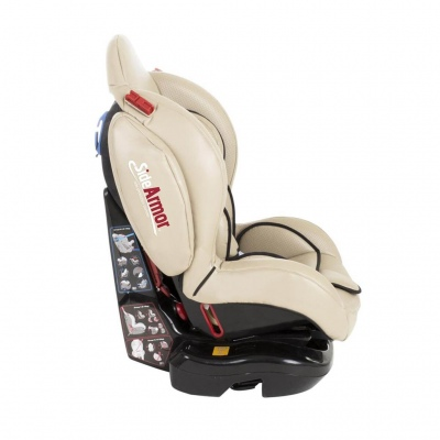 Phil & Teds Evolution Car Seat Sand