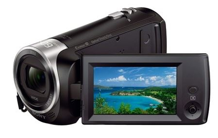 Sony Hdr-Cx405 Flash Memory Hd Camcorder