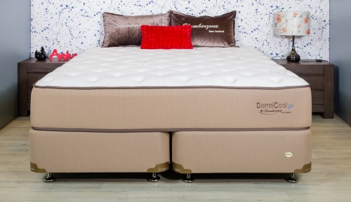 Dormicool 1 Firm King Mattress & Base