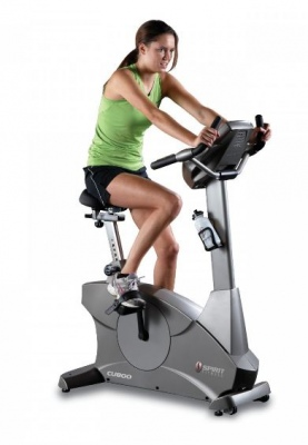 Spirit CU800 Exercise Bike 1070X540X1350