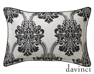 Davinci Highgrove Black Auz Super King Duvet Cover