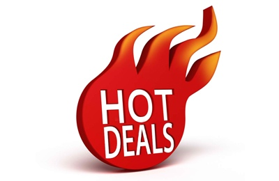 This Weeks Hot Deals