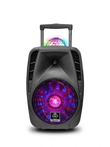 Idance Groove 426 Bluetooth Party Speaker W/Mic
