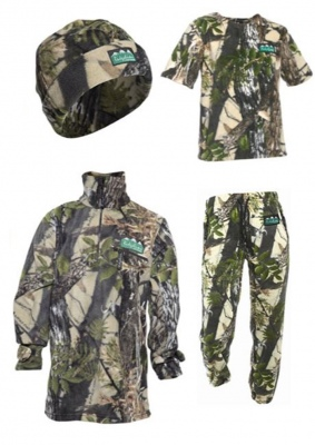 Ridgeline Kids 4PC Buffalo Camo Pack 10YR Old