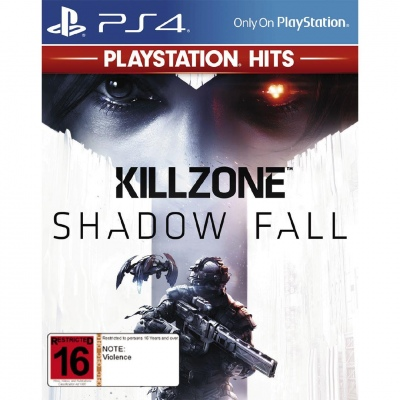 Ps4 Killzone Shadow Fall Hits