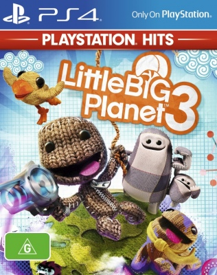 Ps4 Little Big Planet 3 Hits