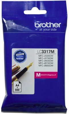Brother Lc3317M  Ink Cartridge Magenta