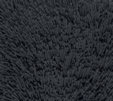 Loft Anthracite Delusted Shaggy Rug 1.6X2.3 Polyes