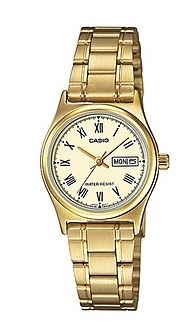 Casio Classic Gold Gold Analogue Watch